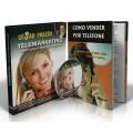 KIT COMO VENDER MAIS POR TELEFONE - DVD + LIVRO